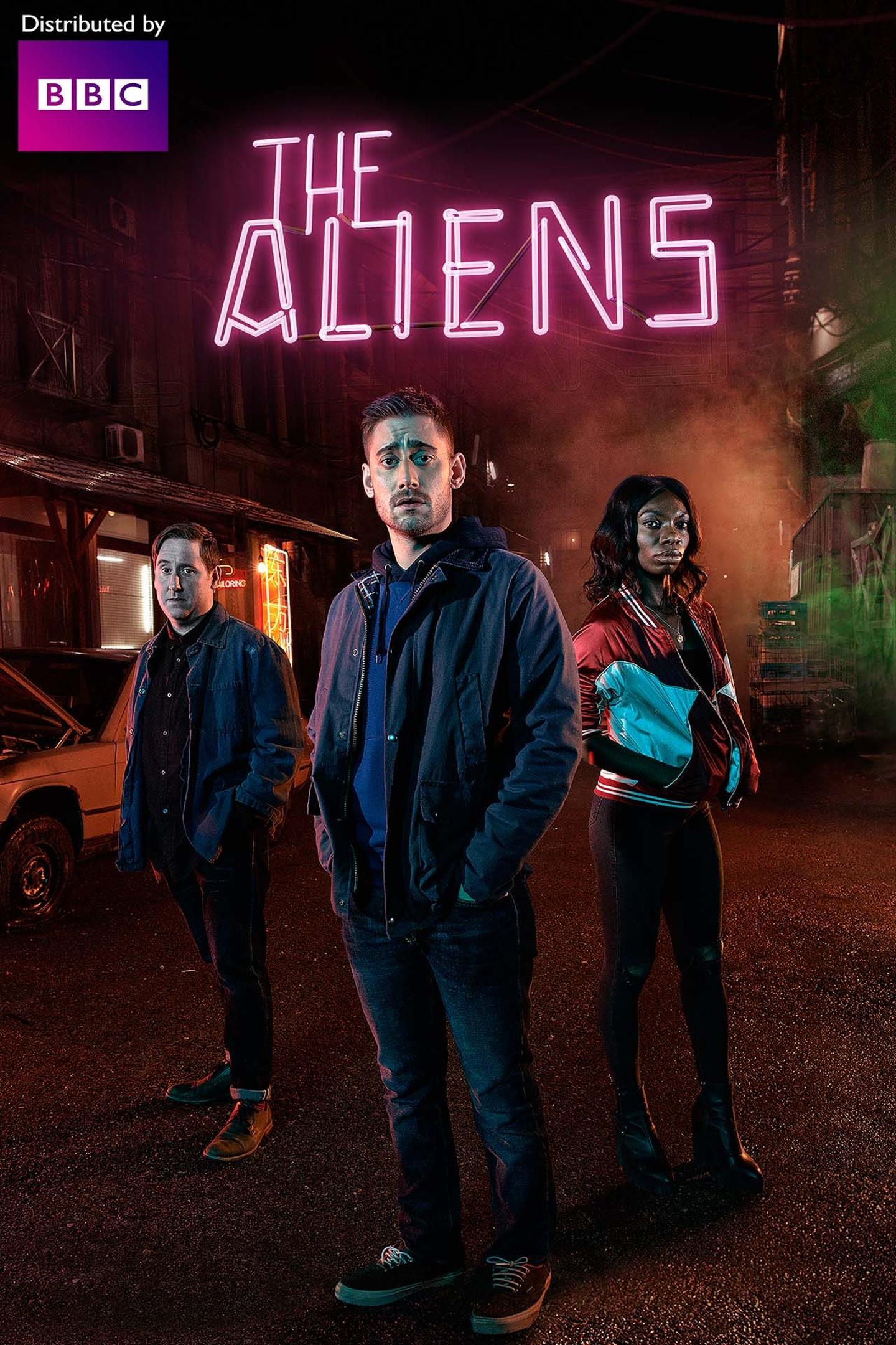 The Aliens – Staffel 1 in Deutsch