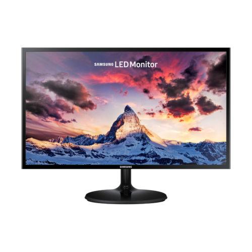 SAMSUNG LS24F350FHUXEN 23.5 Zoll Monitor mit PLS Panel
