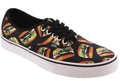 [Sidestep] Vans Authentic Hamburger (Late Night Edition) Gr: 41 - 42 - 42,5 - 44 - 46