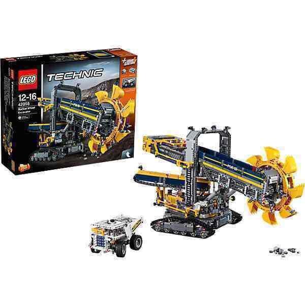 LEGO 42055 Technic: Schaufelradbagger bei mytoys