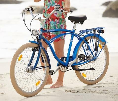 Beachcruiser Fahrrad für 159 € @Tchibo