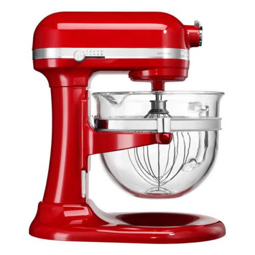 Küchenmaschine deltatecc ebay Kitchenaid 5KSM6521XEER Empire Rot 6L Küchenmaschine 500W Leistung