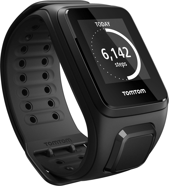 [Amazon/Mediamarkt] TomTom Spark Cardio Fitness Uhr, mit Herzfrequenzmesser & GPS für 119€