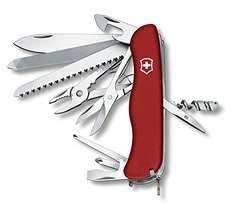 Victorinox Workchamp Rot