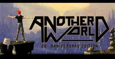 [Steam] Another World 20th Anniversary Edition