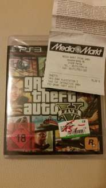 [Lokal] GTA 5 PS3 Mediamarkt Peine