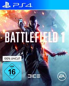 [Saturn - Freiburg] Battlefield 1 PS4 / XBox One