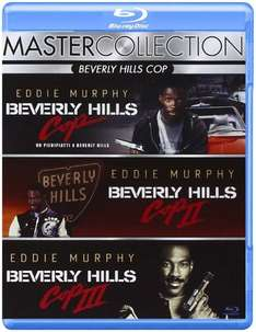 (Amazon.it) 2x Beverly Hills Cop 1-3 Trilogie (Blu-ray) für 18,87€