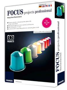 [Mac] FOCUS Projects Professional