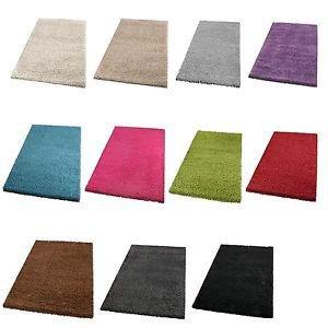 Hochflor-Teppiche ab 2,50 Euro inkl. Versand