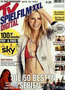 Tv Spielfim XXL Jahresabo + 50 € Bestchoice Gutschein für 54,40 €