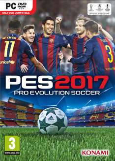 Pro Evolution Soccer (PES) 2017 PC Key Origin