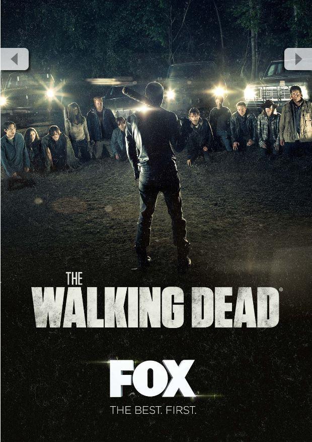 [Ausgewählte Kinos] Cinemaxx Special (Preview/Vorverkauf) The Walking Dead Staffel 7 Folge 1+2 auf deutsch in ausgewählten Cinemaxx Kinos am 06.11.
