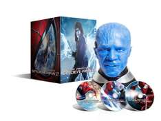 The Amazing Spider-Man 2: Electro Collector´s Edition [3D Blu-ray mit Schädel, Amazon]