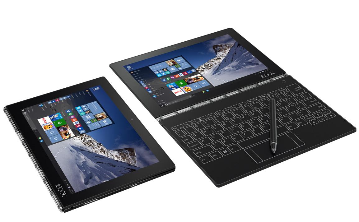 Lenovo Yoga Book Windows 10 Wifi für effektic 538,76 durch Shoop.de
