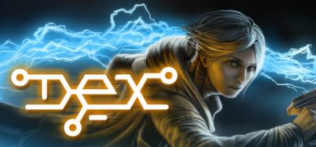 Dex (Sidescrolling Cyberpunk RPG) bei Steam für 4,99€
