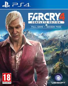 Far Cry 4 Complete Edition PS4 (XBox1) - gameware.at