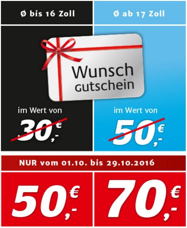 4x Bridgestone Winterreifen kaufen  50€ / 70€ Gutschein (Amazon u.a.)  bei Bewertung erhalten