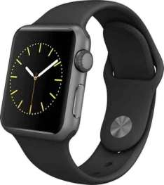 Apple Watch Sport - 38mm refurbished Ware bei Ebay für 199 Euro