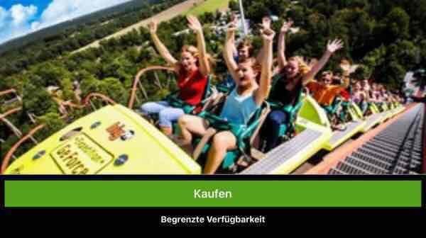 Holiday Park Tagestickets 17,95 € gültig bis 1.11.2016