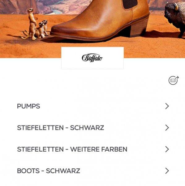 Buffalo Schuhe große Auswahl  ab 32 €