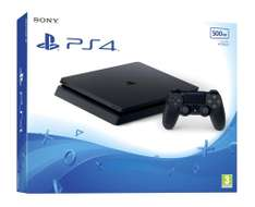 Amazon WHD PlayStation 4 - Konsole (500GB, schwarz,slim) [CUH-2016A]
