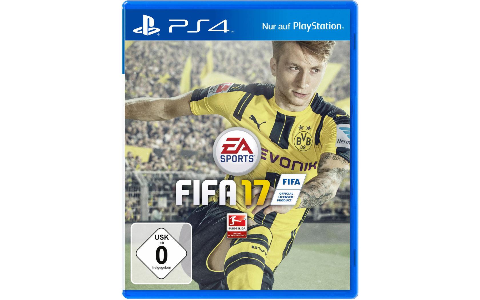 FIFA 17 FÜR PS4 / XBOXONE / PS3 / XBOX360 / PC