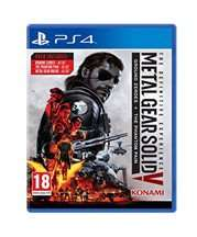 (Base.com) Metal Gear Solid 5: The Definitive Experience (PS4/Xbox One) für 28,38€