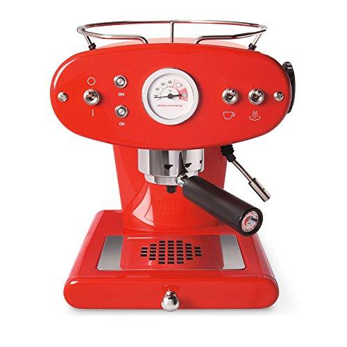 Amazon.es: Illy FrancisFrancis! 6141 X1 Trio Espressomaschine rot (trio red)  306 statt 444€