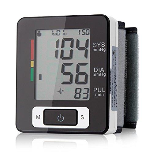 Blutdruckmessgerät mit großem LCD-Display