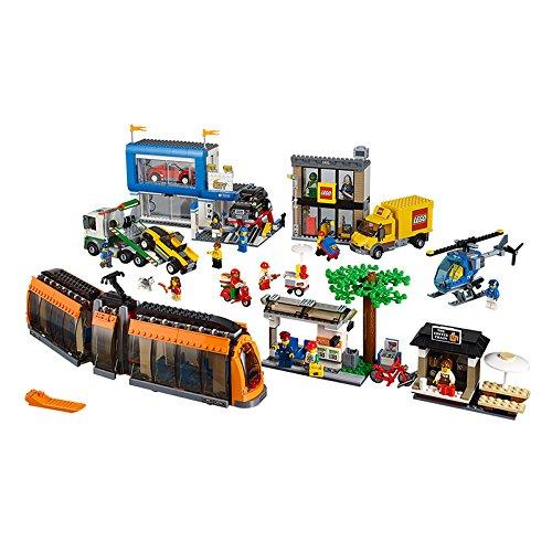 LEGO 60097 Stadtzentrum (Amazon UK)