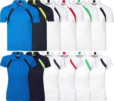 Slazenger Cool Fit Fitness Polos @eBayWOW @outlet46 #PARTNERLOOK