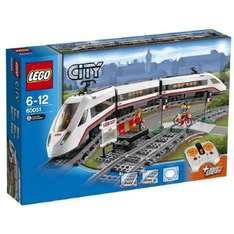 Lego City - Hochgeschwindigkeitszug (60051)  (Amazon.co.uk)