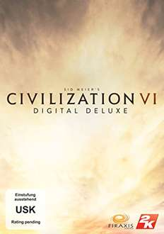 Sid Meier's Civilization (6) VI Deluxe Edition - Steam Key @Amazon.de