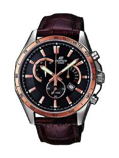[Amazon.fr] Casio Edifice Chronograph Quarz EFR-510L-5AVEF für 85,33 € (VGP 134,10 €)