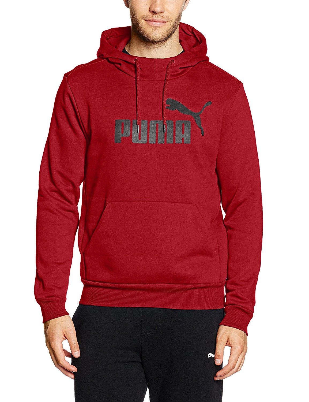PUMA Herren Pullover ESS No.1 Hoody FL verschiedene Farben & Größen ab 19,46€ statt 47,79€