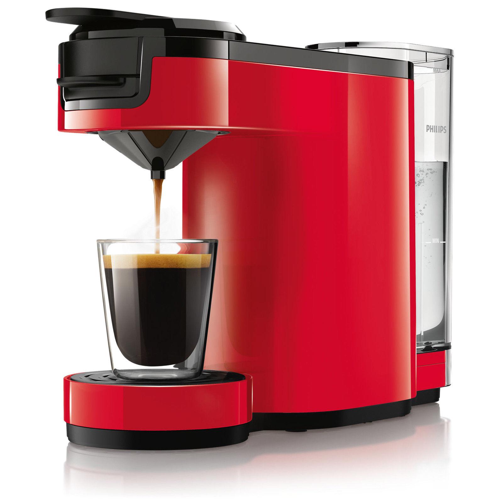 PHILIPS Senseo Up HD7880/80 Kaffeepadmaschine von 109,99€ auf 49,99€