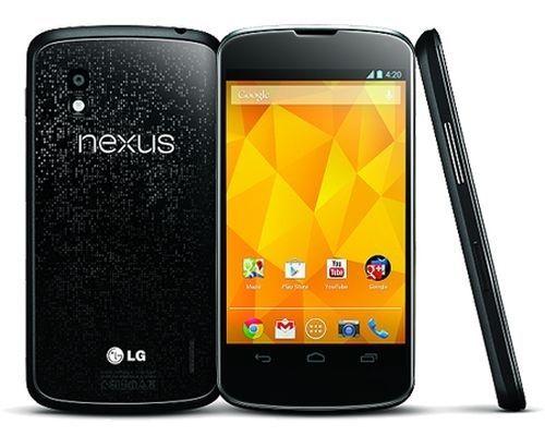 eBay : LG Nexus 4 E960 16GB Android Smartphone schwarz ohne SimLock @ 80,91 Euro inkl. Versand (B-Ware)