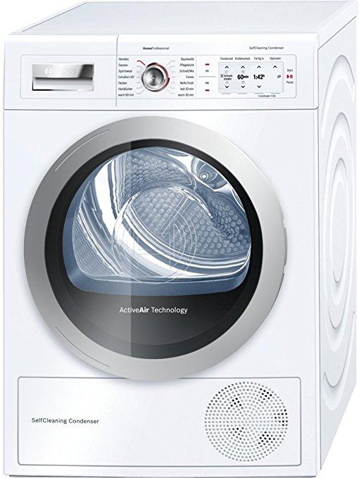 Bosch Wärmepumpentrockner WTY87701 A++ bei [Amazon] für 599 statt 679 €