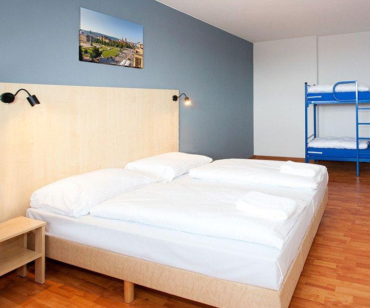 [A&O Hotel] 2 Übernachtungen für 2 Personen MIT FRÜHSTÜCK in DE/AT/CZ