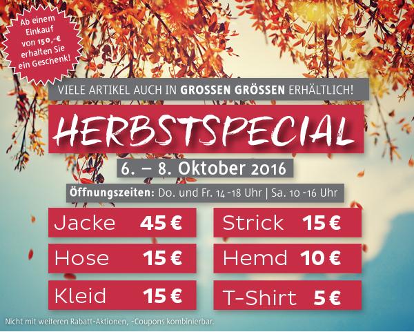 Lokal in Neuss Herbstspecial im Lerros-Outlet-Store Hose für 15€, Hemd 10€, T-Shirt 5€