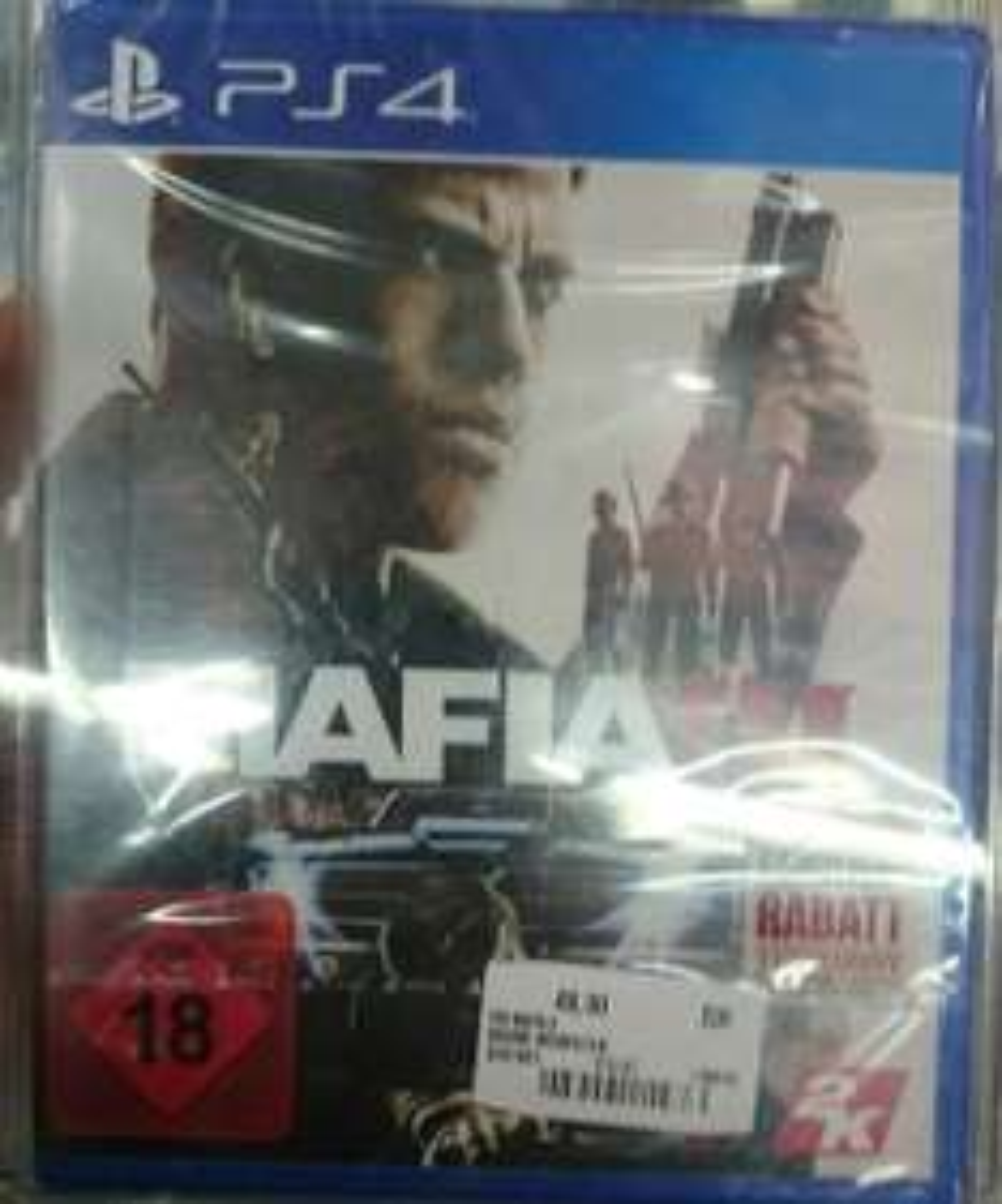Lokal - Saturn Nürnberg | Mafia 3 PS4 für 49€
