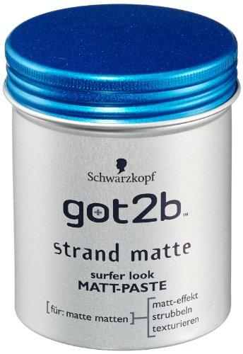[Amazon Sparabo] got2b Strand Matte Matt-Paste, 6er Pack (6 x 100 ml) für 9,99€