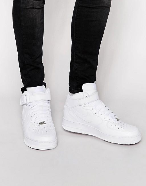[Asos] Nike Air Force 1 Mid 07 Weiß für ca. 50 Euro