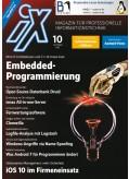 [Heise] 3 Ausgaben iX – Magazin für professionelle Informationstechnik für 13,50 € + 10 € Amazon-Gutschein.