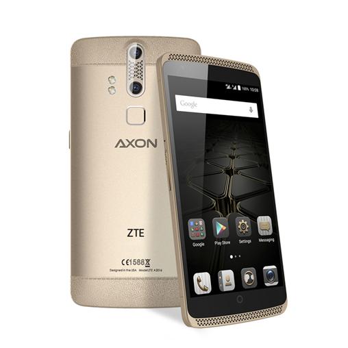 [Lokal Dortmund ?] ZTE Axon Elite Gold 32GB [LTE, 5.5 Zoll FHD-Display, 2Ghz OctaCore-CPU, 3GB Ram, 13MP Kamera]