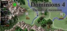Dominions 4: Thrones of Ascension - Strategiespiel (DRM Free & Steam) @ Gamersgate