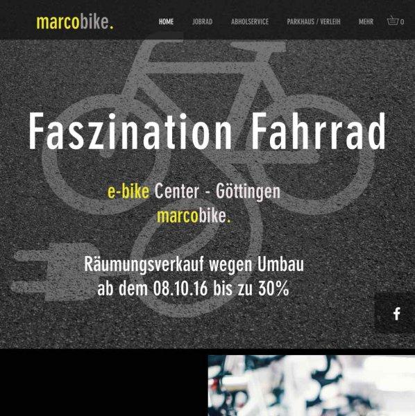 Räumungsverkauf Cube Fahrräder
