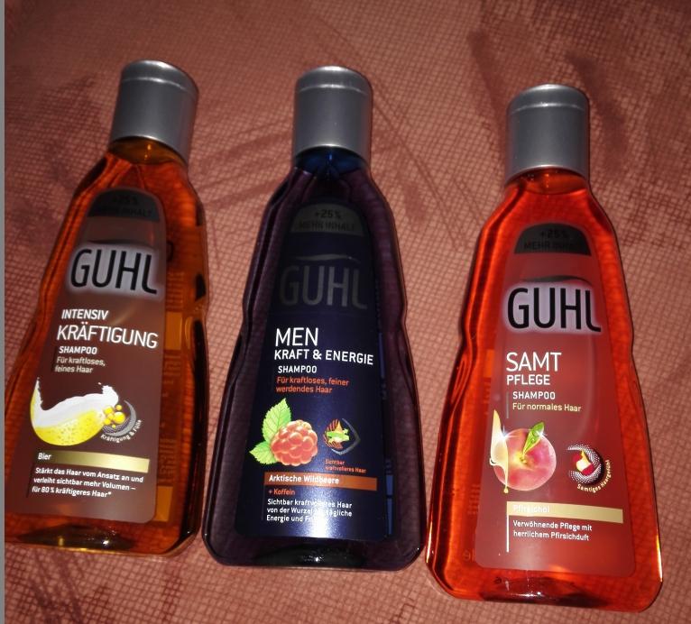 [Rossmann+App] Guhl Shampoo 250 ml  verschiedene Sorten? für 0,44 €
