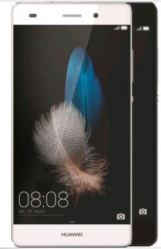 HUAWEI P8 LITE LTE 4G 16GB für 34 bzw. 36 EUR schwarz / weiß generalüberholt?